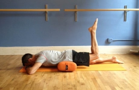 ejercicio para el síndrome del piramidal