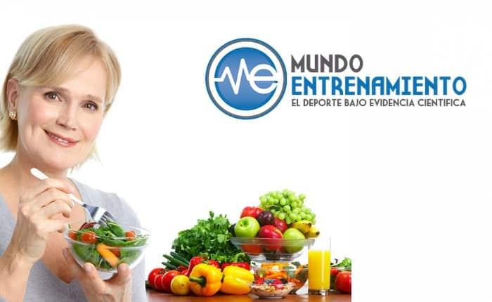 Importancia de la nutrición en la sarcopenia
