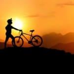 postura bicicleta