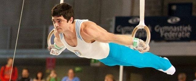 Federico en Olimpiadas