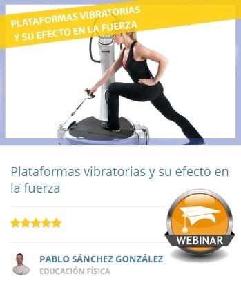 Webinar plataformas vibratorias