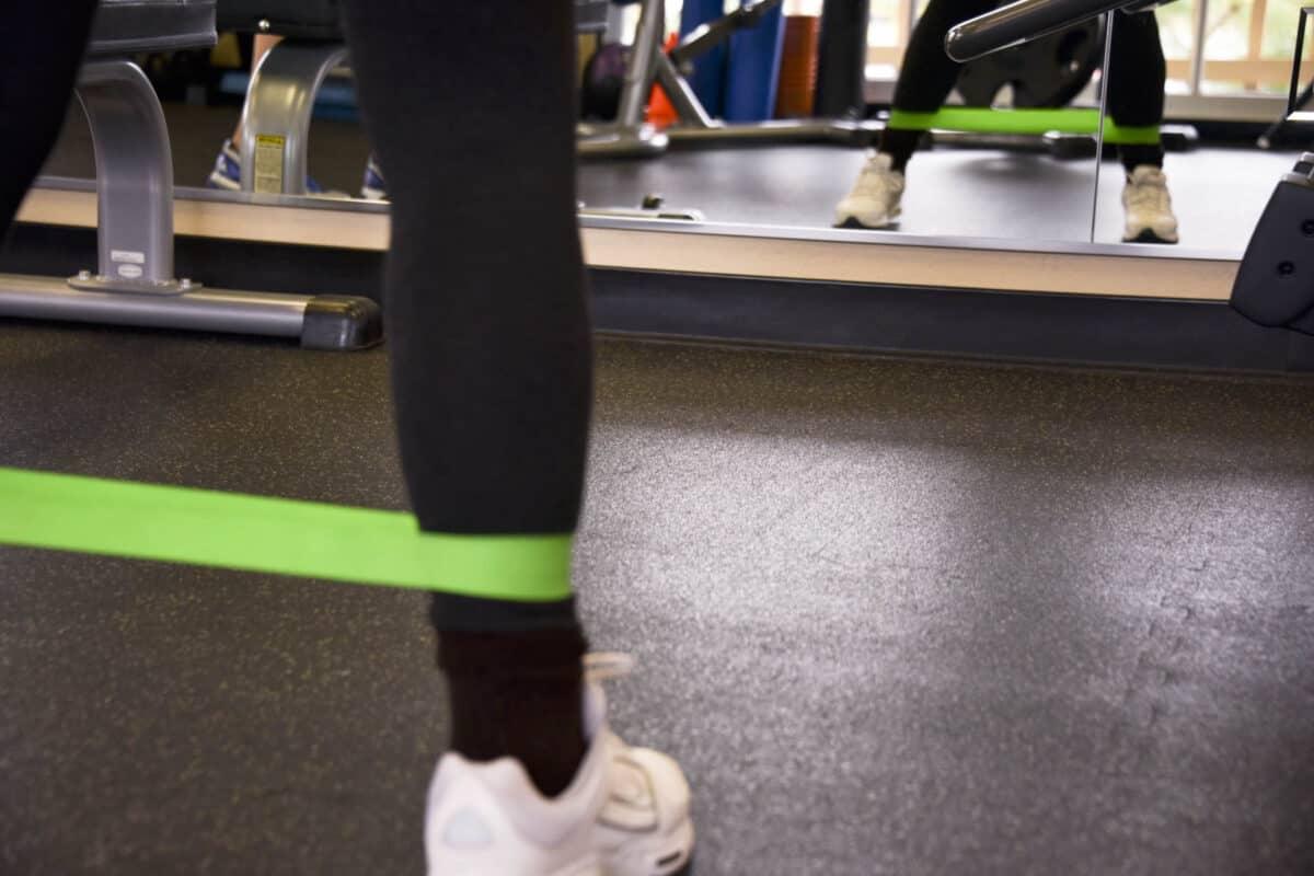 entrenamiento bandas elasticas
