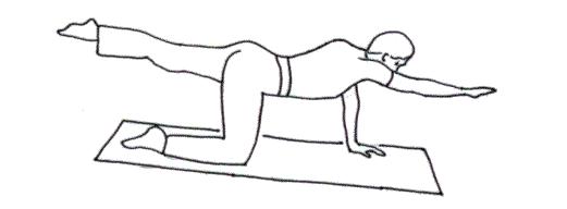 ejercicio asimetrico para espalda