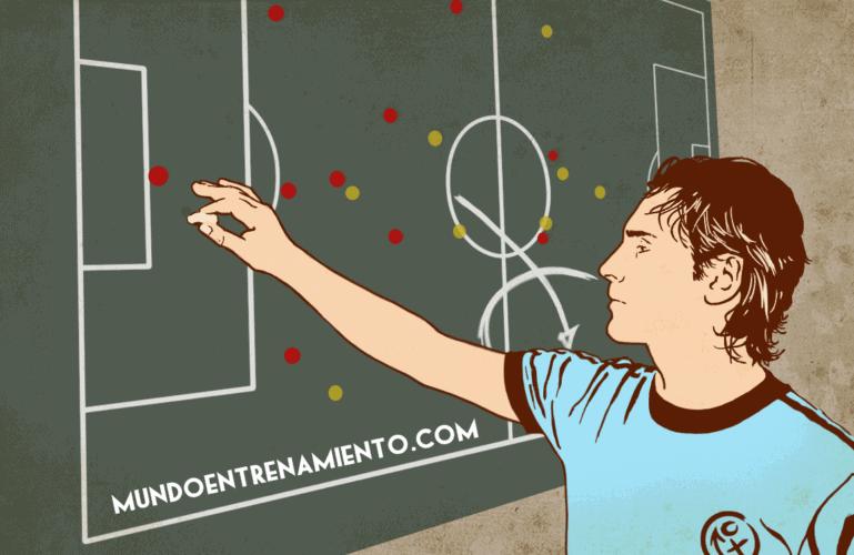 táctica en fútbol
