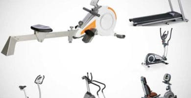 maquinas de cardio en el gimnasio