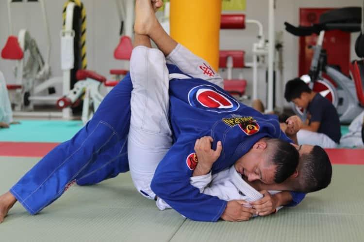 core en el judo