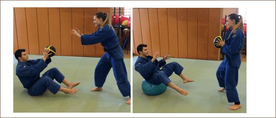core en judo