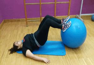 ejercicio glúteos