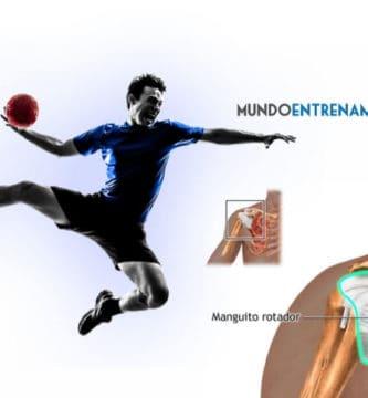 Tendinitis del maguito rotador en jugadores de balonmano 1