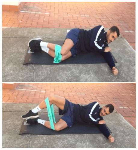 ejercicio para rotura de ligamento cruzado anterior