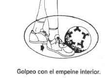 Golpeo-empeine-interior