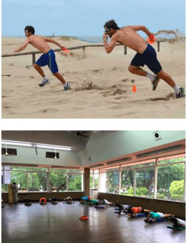 capacidades físicas en el tenis