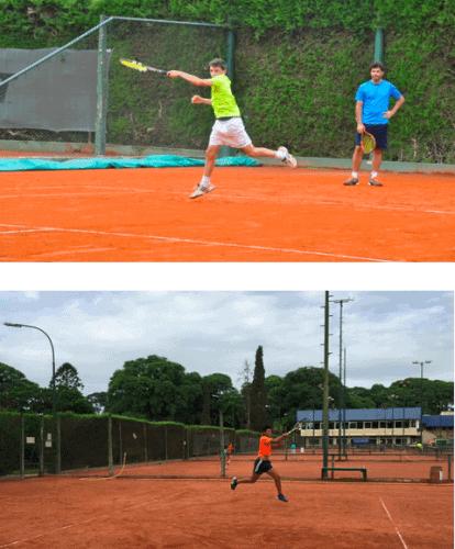 rendimiento y tenis