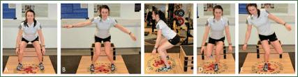 ejercicios para la lesión de ACL