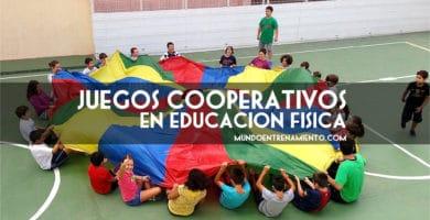 juegos cooperativos en educación física