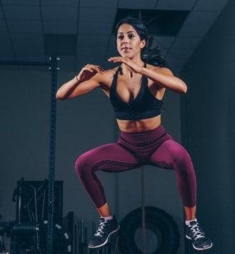 velocidad en ejercicios de fuerza