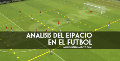 análisis del espacio en fútbol