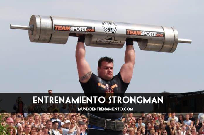 entrenamiento strongman