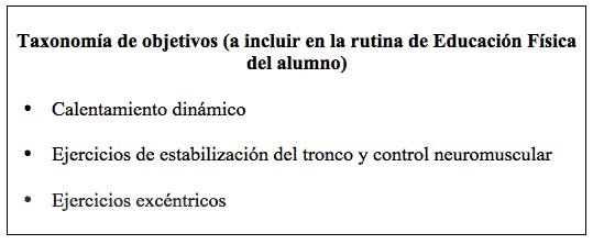 tabla 4 taxonomías
