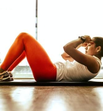 ejercicio abdominales