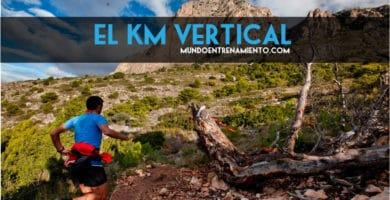 el km vertical