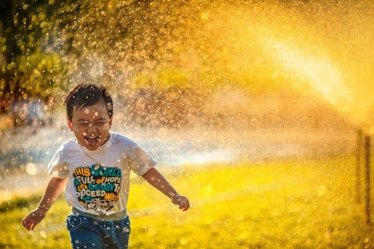 ejercicio aeróbico en niños