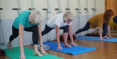 personas con hiperlipidemia haciendo ejercicio