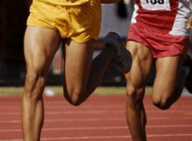 Figura 3. Activación de la musculatura durante el apoyo.