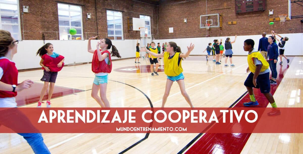 Aprendizaje Cooperativo En Educacion Fisica Mundo Entrenamiento