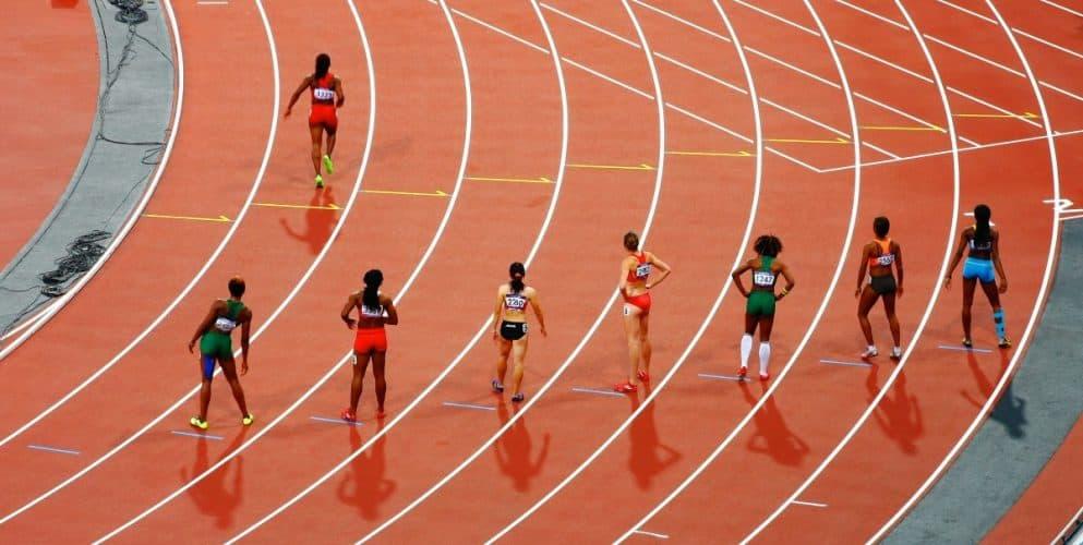 Atletas Juegos Olímpicos