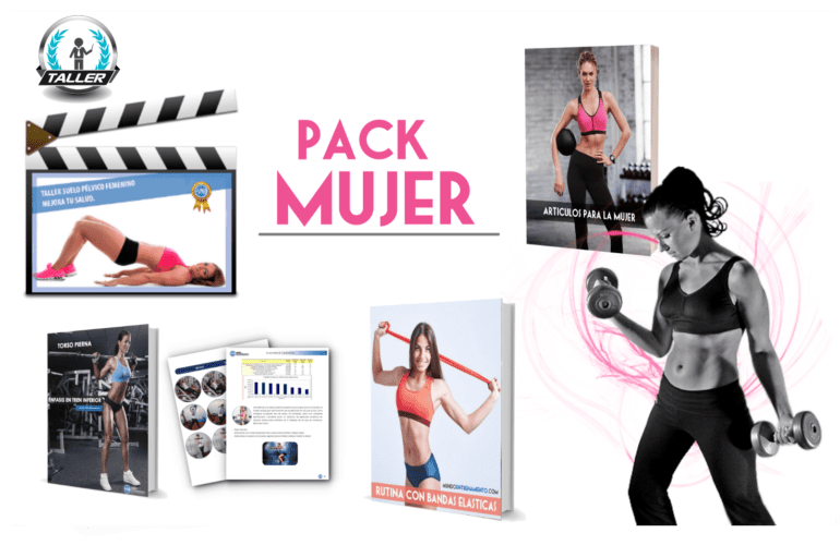 pack mujer