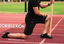 dorsiflexion