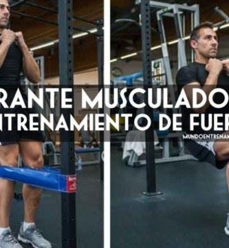 tirante musculador