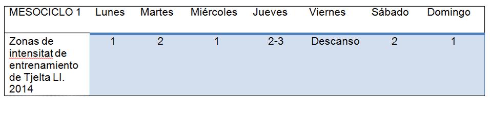 Mesociclo 2