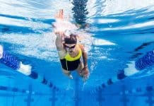 entrenamiento de resistencia en natación