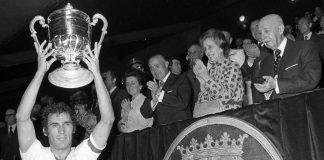 Real Madrid y Franco