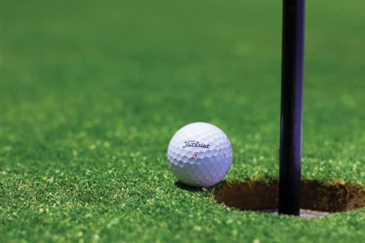 Preparación física en el golf