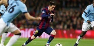 velocidad en fútbol