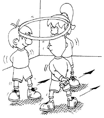 Imagen 3 aros en educación física