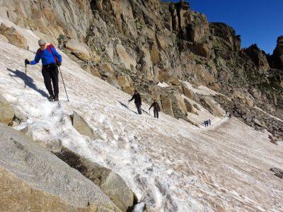 Glaciar Aneto