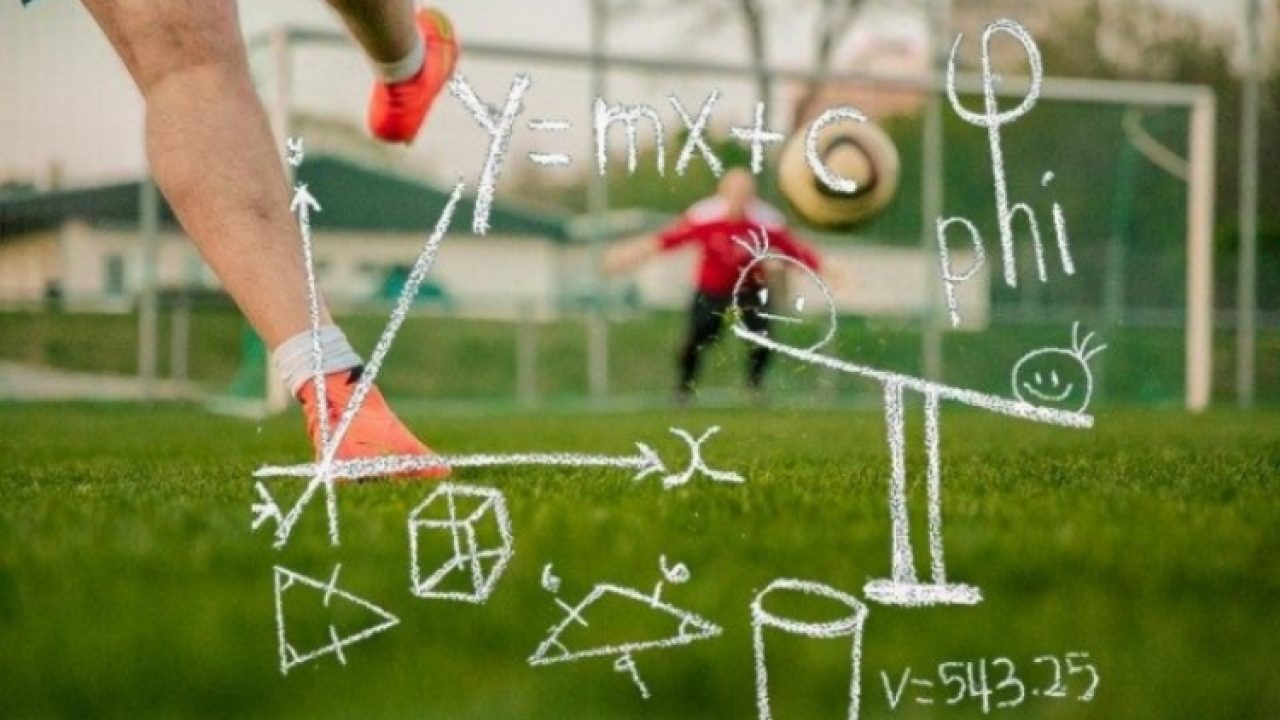 Image result for matematica y futbol