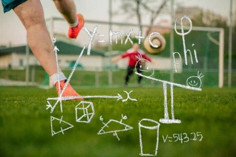 Sesión de entrenamiento en el fútbol 6