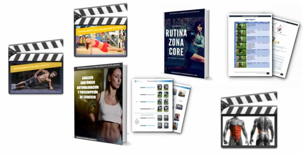 pack zona core training