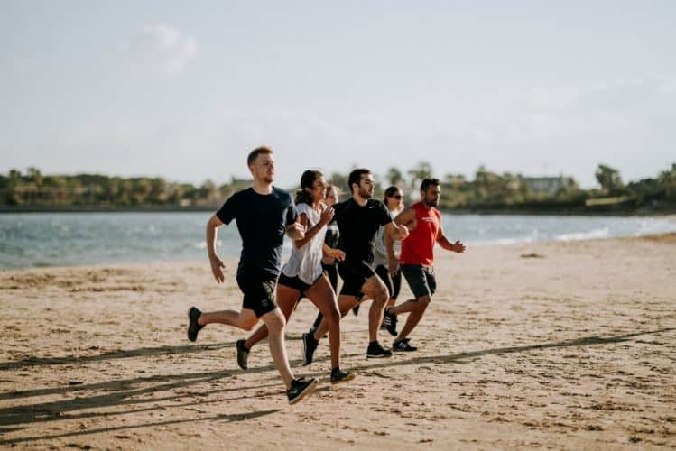 intensidad en corredores de media y larga distancia