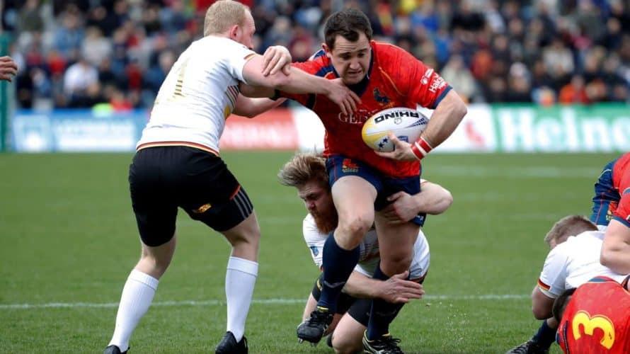Lesiones en el hombro en rugby