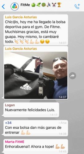 premio fitme Luis
