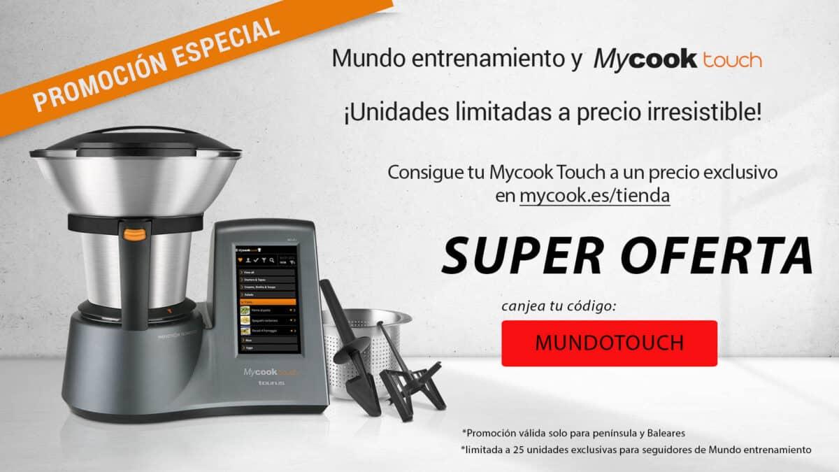 Cupón descuento MyCook Touch de Taurus 1