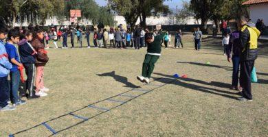 Atletismo y Eduación Física