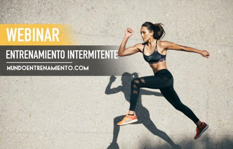 Webinar sobre entrenamiento intermitente
