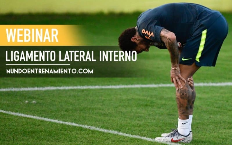 Webinar ligamento lateral interno